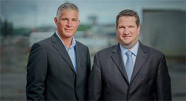 Jason Blouin & Andrew Del Ben